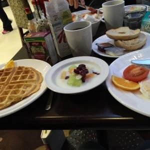 Frukostmys i Kanada.