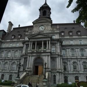 Slottsliknande hotell - det äldsta - i Montréal