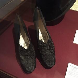 Château Ramezay, bruksföremål som skor och kläder finns att beskåda.