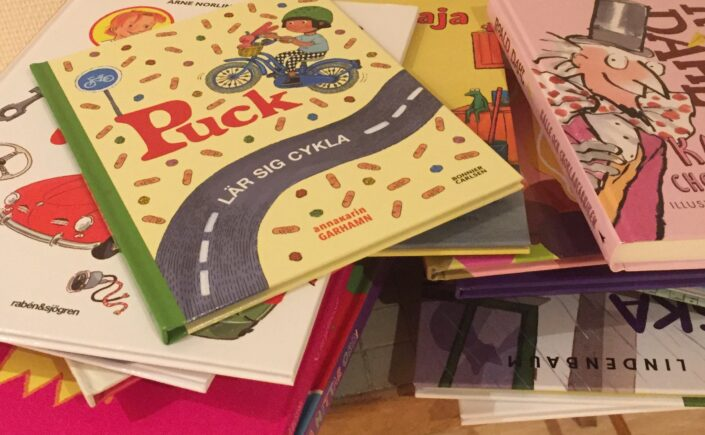 Barnboksfynd som boostar ordförrådet